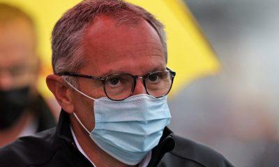 Stefano Domenicali toimitusjohtaja F1