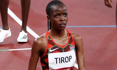 Agnes Tirop pitkän matkan juoksija Kenia
