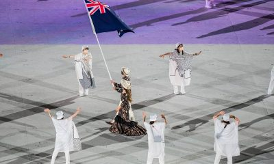 Cookinsaarten olympiajoukkue Tokio 2021