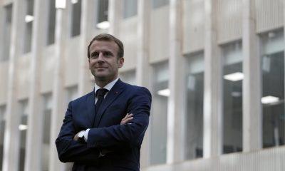 Emmanuel Macron presidentti Ranska