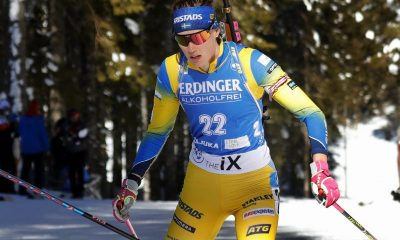 Hanna Öberg ampumahiihto Ruotsi