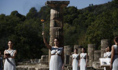 olympiatuliseremonia Peking 2022